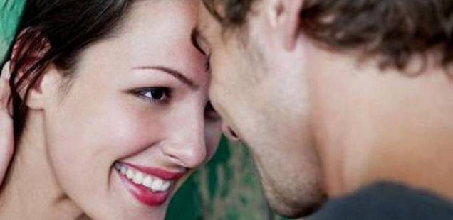 Вистинскиот маж се познава по насмевката на жената до него!