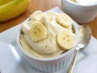 Домашен сладолед од банана