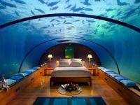 Подводен хотел во Малезија