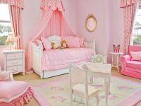 Розови идеи за уредување на собата на вашата принцеза