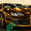 Фло Рида купил златен Bugatti Veyron