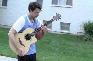 Е ова е вистински талент:)