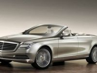 Mercedes S класа кабрио