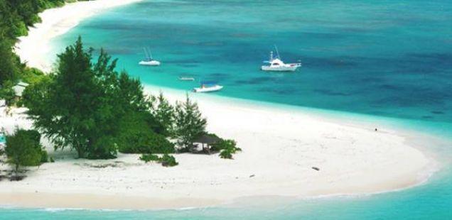 Најубавите плажи на Сејшелите
