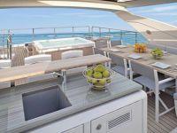 Azimut Grande 95 јахта