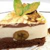 Торта со банана и сирење