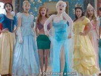 Принцезите на Дизни ќе ви откријат од што се откажале заради љубовта (Видео)