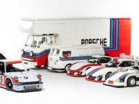 Љубов без граници: Porsche Racing од Lego