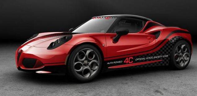 """Алфа Ромео 4Ц е новиот """"најбезбеден автомобил"""""""