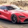 Формула за на улица: Тојота купе FT-1