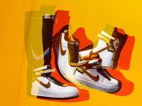 Nike + R.T конечно во продавниците