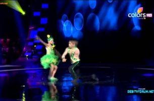 На овој танц не може никој да останете рамнодушен:)