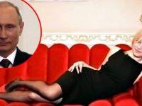 Се појави порно видеото на Путин: Врел секс на рускиот лидер и обвинителката на Крим