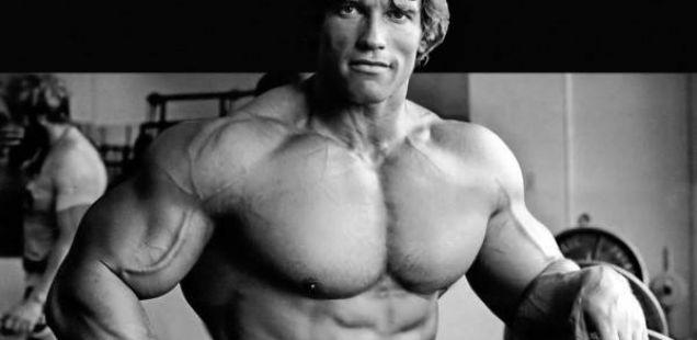Арнолд Шварценегер советува како до мускулна маса!