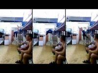 Еве што се случува кога се обидувате да станете од кревет мртви пијани (Видео)