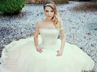 Bela Noiva со кокелција невестински фустани за 2014