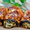 Лесен летен ручек: Ролнички од модар патлиџан
