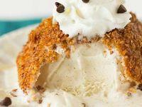 Десерт на кој е невозможно да му одолеете: Пржен сладолед