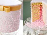 Неодоливи торти за вашата венчавка