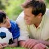 Бидете добар татко за вашите синови