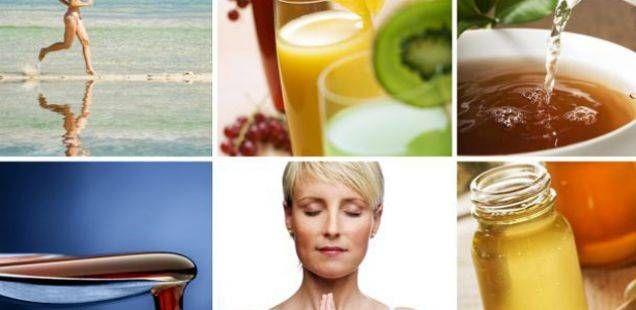 За здрав ум и здраво тело, вежбајте јога и хранете се здраво