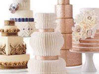 Елегантни торти за вашата венчавка