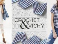 Crochet & Vichy колекција од Страдивариус