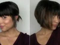 Направете сами: Тренди фризура за кратка коса