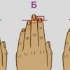 Проверете: Каква личност сте според должината на прстите