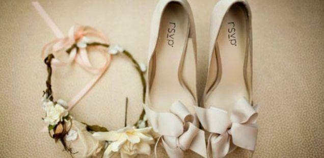 Прекрасни чевли за вашата венчавка