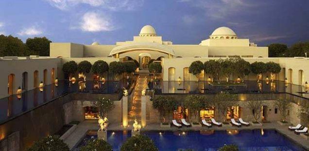 Тридент хотел во Индија – Традиционална мешавина на луксуз