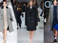 Впечатливи зимски капути