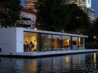 Waterville – спектакуларен дом на вода