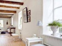 Добитна комбинација – дрво и бели ѕидови