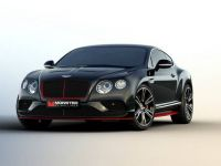 Bentlеy Continental GT Monster најново од Мулинер