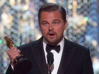 Конечно: Оскар во рацете на Леонардо ди Каприо