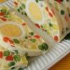 Декоративен и вкусен ролат со јајца