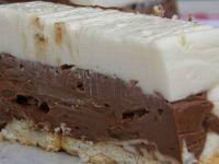 Без печење, без миксер: Ледолино торта