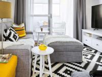 Шармантен стан наместен со мебел од ИКЕА