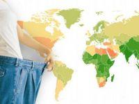 Кои се најдебелите, а кои најслабите нации во светот?