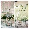 Оригами како свадбени декорации