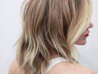 Нова техника на бојадисување на косата: Lived – In прамени