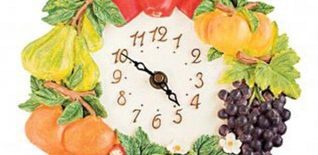 Јадете во вистинското време и слабејте без мака