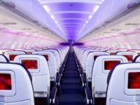 На кои седишта во авион најмалку ќе ја слушате бучавата