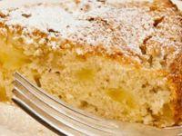 Француска торта со јаболка и рум