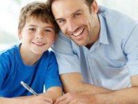 Пишувајте домашна работа со вашите деца!