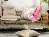 Бидете креативни: Уредете го домот со помош на палети