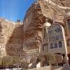 Несекојдневен пештерски манастир во Каиро