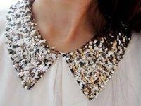 Како да направите светкава крагна на вашата кошула?