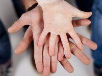 Какви се луѓето со долги прсти?